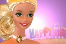 Anniversaire de Barbie 2021