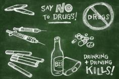 Journée Internationale contre l'abus et le trafic illicite de drogues 2018